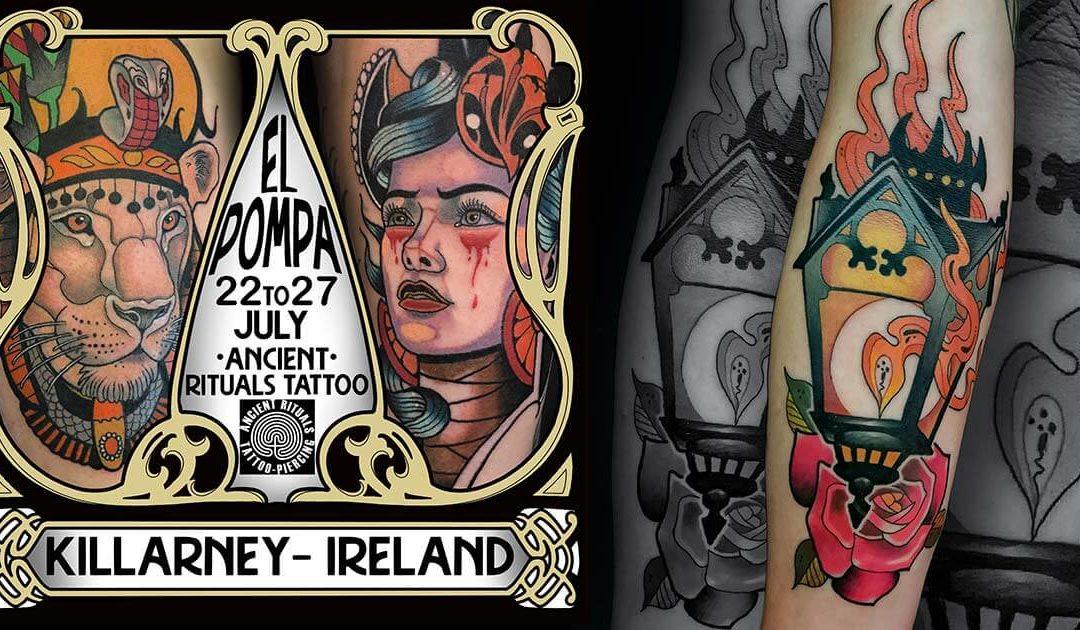 Guest El Pompa Tattooer