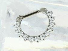Piercing Crystal Clear